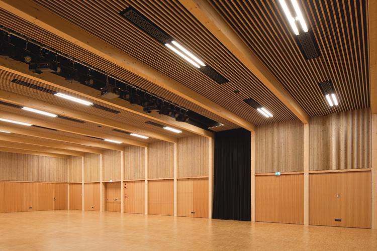 veranstaltungszentrum zirl - wolf architektur - 10 - © christian flatscher - web